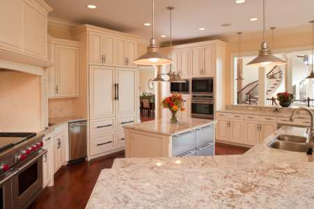Custom cabinetry by All City Construction and Remodeling