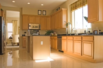 Kitchen remodeled in Lennox CA by All City Construction and Remodeling