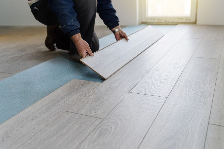 Flooring Installation by All City Construction and Remodeling