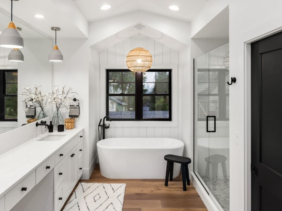 Bathroom Remodeling by All City Construction and Remodeling