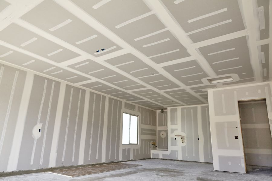 Drywall Services by All City Construction and Remodeling