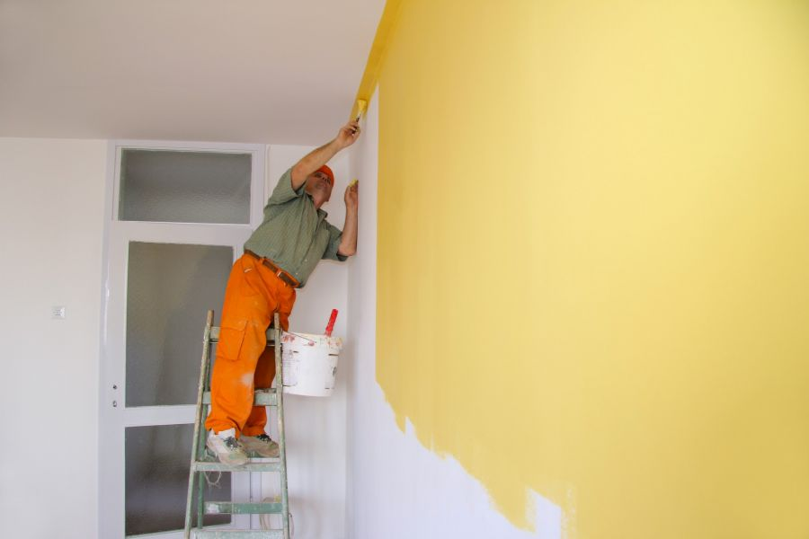 Painting by All City Construction and Remodeling
