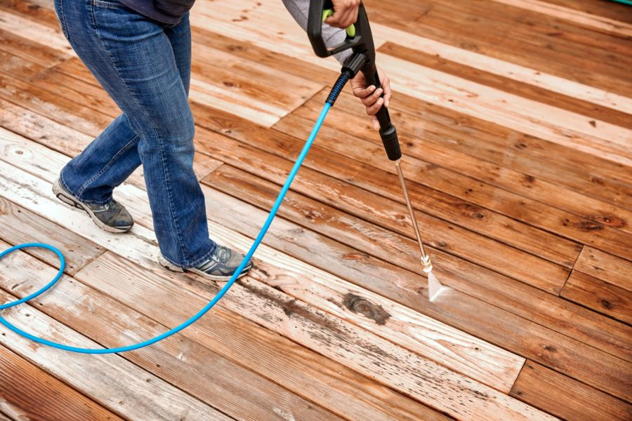 Pressure Washing by All City Construction and Remodeling